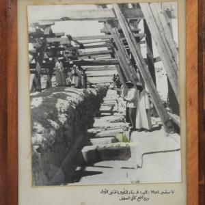 エジプト紀行 その70 カイロの世界遺産・ギザ三大ピラミッド見学 その4