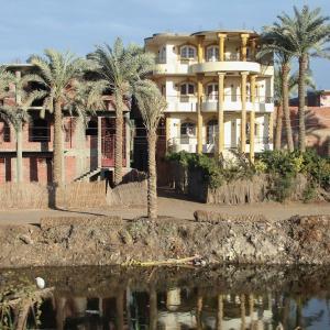 エジプト紀行 その78 カイロでパピルス作製プロセス見学