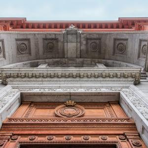 エジプト紀行 その82 カイロのエジプト考古学博物館見学 ②ロゼッタ・ストーンとシャンポリオン