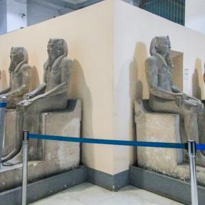 エジプト紀行 その87 カイロのエジプト考古学博物館見学 ⑦中王国~新王国時代の展示物