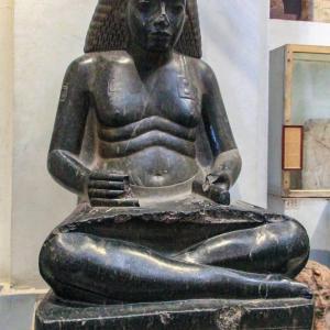 エジプト紀行 その88 カイロのエジプト考古学博物館見学 ⑨新王国時代の展示物