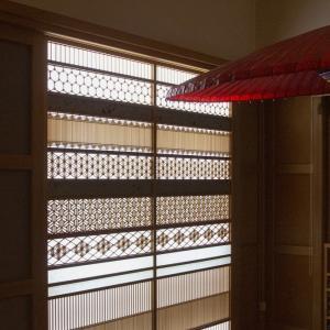 中禅寺湖湖畔の「星野リゾートの 界 日光」のインテリア・栃木県の伝統工芸品