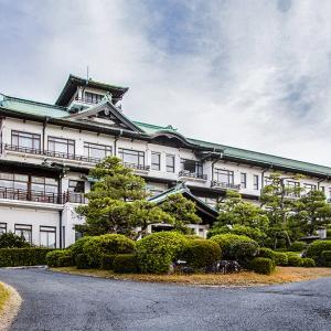 4つのクラシックホテルを巡るフルムーン旅 その30 蒲郡クラシックホテル内部の装飾
