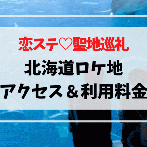 【恋ステ北海道ロケ地まとめ】恋する♡週末ホームステイ2020・冬「勇気」の聖地巡礼!北海道デートスポット