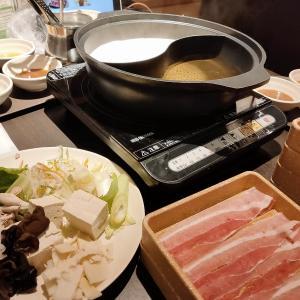 【株優生活】GoTo Eatと株主優待券を使って、しゃぶ葉でランチ