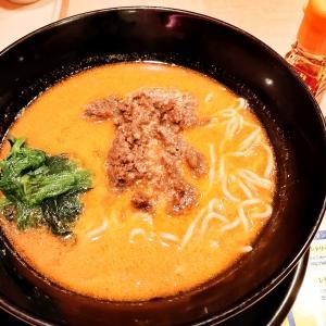 【株優生活】ガストのピリ辛坦々麺