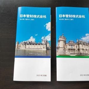 【株優生活】日本管財の株主優待のギフトカタログを比較