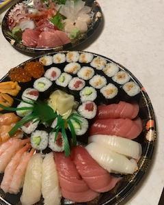 自ら『仕掛ける』ウーバーイーツ!『我が家に寿司がもたらせられました』