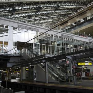 *【JR京都線・223系「新快速」♪♪】「台風一過・乗り鉄散策」2019/10/13(その2)*