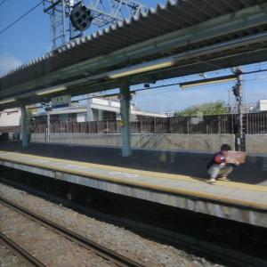 *【JR京都線「新駅」・島本駅・桂川駅】「台風一過・乗り鉄散策」2019/10/13(その3)*