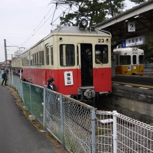 ◇【引退間近の琴電「レトロ電車」動画】JR神戸線で行く西宮「十日えべっさん」1/12(その9)◇