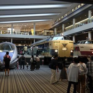 ◇【祝「新快速」50周年記念】「京都鉄道博物館」初参戦、103系、2020/9/21(その3)◇