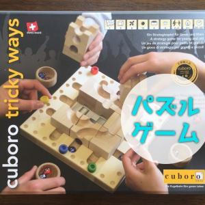 藤井聡太七段があそぶ!キュボロのボードゲーム版【トリッキーウェイ】