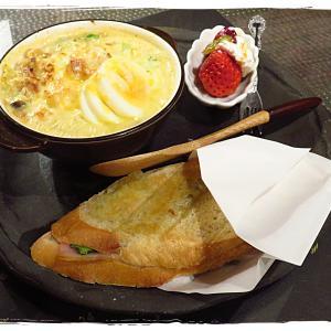 納屋Cafe @ 岡山市東区上道北方