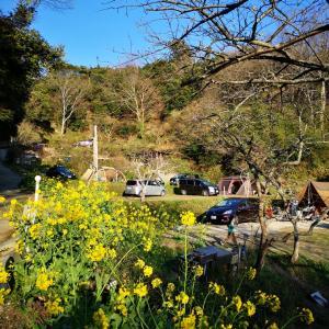 千葉県【花はなの里】キャンプレポ《後編》