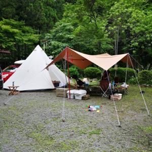 都内の山奥でBirthdayキャンプ