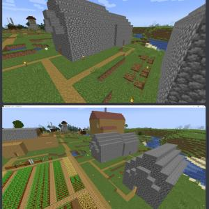 デビクラ 番外編 2021 三棟の土蔵を建てました。