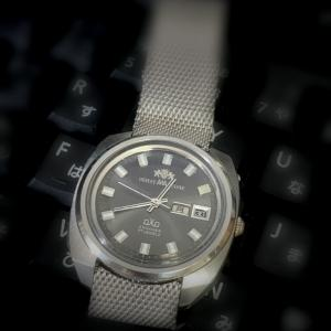 ■ Orient AAA Deluxe Swimmer 27jewels 1967年~(昭和42年~))