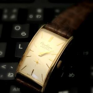 ■ GRUEN Precision CloverCurvex 370 (1948~54年くらい)