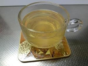 美味しく健康茶を頂きます!