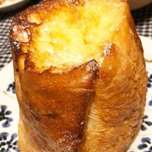 進々堂: 焦がしバターのフレンチトースト