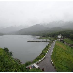 雨の笹ヶ峰高原、ぶらぶら散歩!