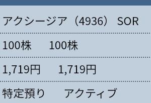 6月18日 昨日の株【買い1・売り1】
