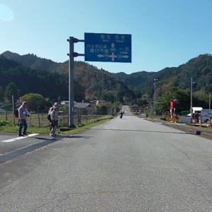 11月2日(土) 三重県中部ツーリング…険道編