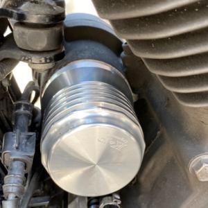 883R K&Pオイルフィルター導入、エンジン、ミッションオイル交換 70,552Km
