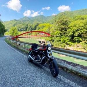 8月1日(日) 木曽の桟~開田~高山~せせらぎ街道ツーリング