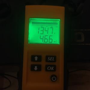 サブバッテリーの再生、一丁上がり!!
