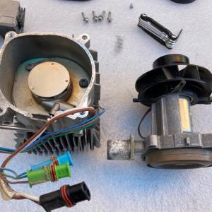 FFヒーターの修理①