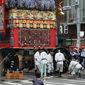 京都祇園祭 山鉾巡行(その3)