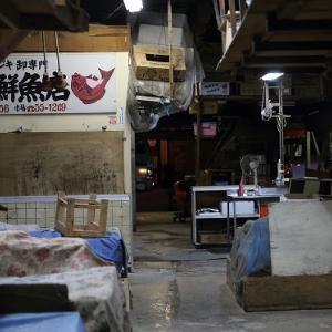 夜の農連市場(その2)
