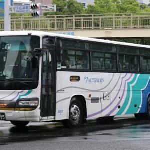 名鉄バスの高速路線車(2019.5)