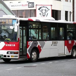 新常磐交通の車両4(2021.7)