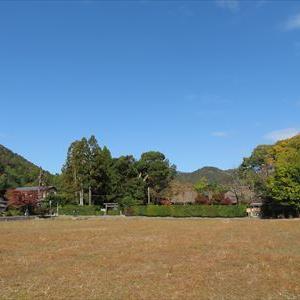 京都 嵐山 落柿舎へ