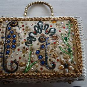 タツノオトシゴのバッグ