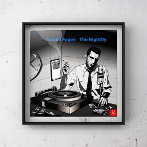 エクセルでNightfly by Donald Fagen