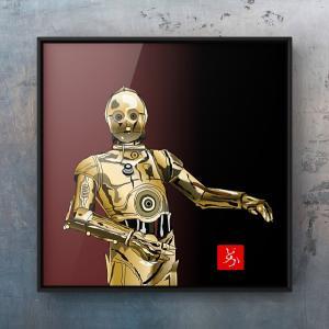 いよいよ公開間近。エクセル画でスターウォーズ9ができるまで~C3PO篇