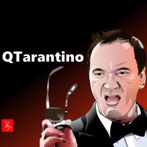 タラちゃんことクエンティン・タランティーノをエクセルで描いてみた