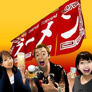 『町中華で飲ろうぜ』のエクセル画イラスト全員集合