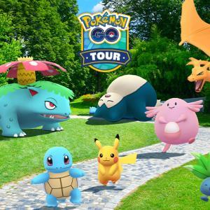 Pokémon GO Tour:カントー地方