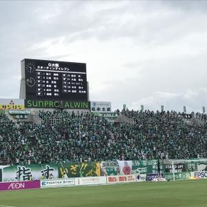松本山雅FC×ガンバ大阪
