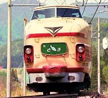 E257系(ナイトラン信州号)~中央本線、久々の夜行列車