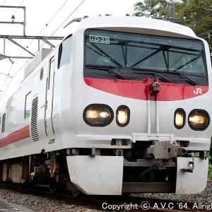 E491系(Easti-E)~松戸車両センター出発!