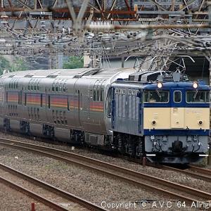 EF64(37号機)~「信州カシオペア紀行」を牽引!