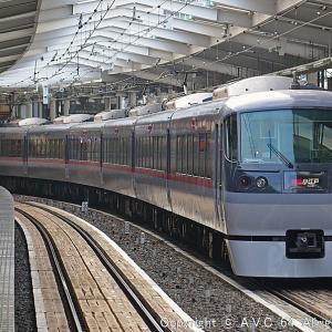 西武鉄道10000系(特急小江戸)~ニューレッドアロー
