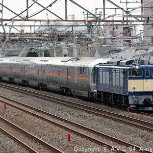 EF64(37号機)~「信州カシオペア紀行」