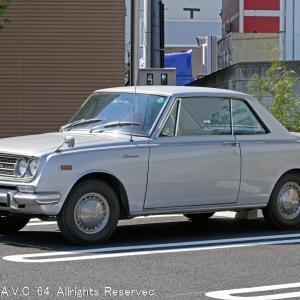 旧型コロナ(T50)~クルマです